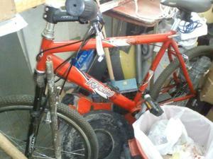 Hermosa Bicicleta Marco Xl Rin 26