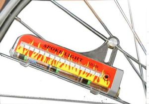 es1 luces bicicleta luces usb 5 led v 1.56 !! NOMAS PILAS !!