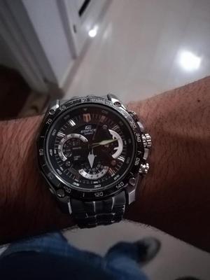 vencambio reloj casio edifice ed 550 original