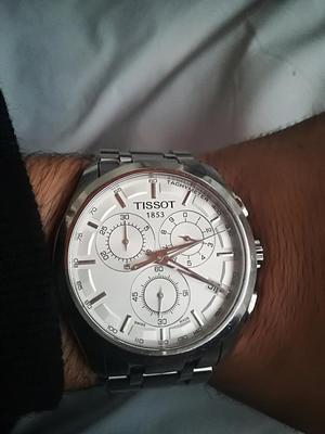 vencambio reloj tissot  metalico original suizo.