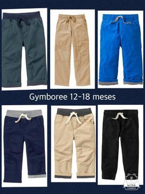 Pantalones Gymboree Niño Varias Tallas