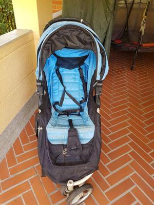 coche para bebe y niño