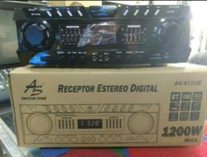 Amplificador de Sonido American Sound