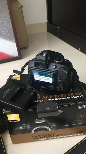 Camara Nikon D Lente