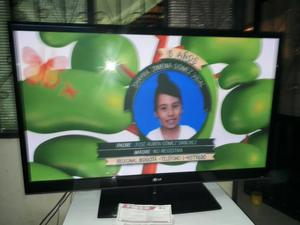 Ganga Vendo Tv Lg Plasma Lcd de 50'