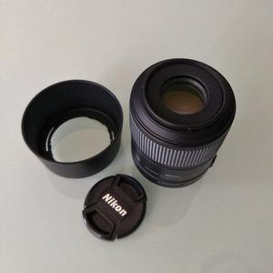 Lente Macro Nikon Afs Dx 85mm