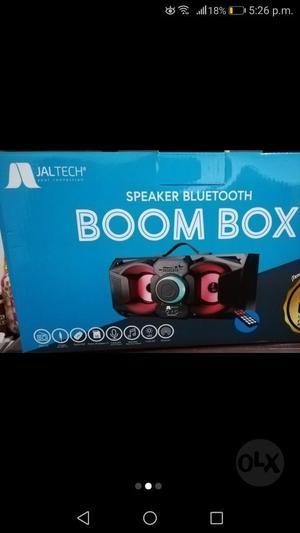 Lindo Parlante Bluetooth Boom Box