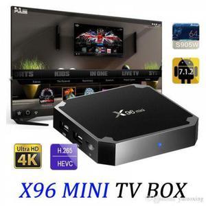 X96/ MINI Nuevo Tv Box Rapido Convierte a Smart tv