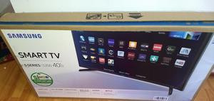 televisor led samsung 40 smart tv wifi tdt modo fútbol como