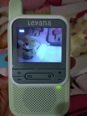 vendo camara monitor para el cuidado de tu bebe