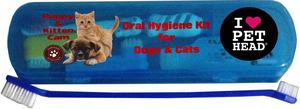 Kit Oral Higiene Para Perros Gatos Mascotas