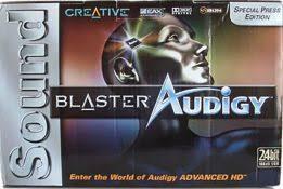 Creative Tarjeta de sonido SB
