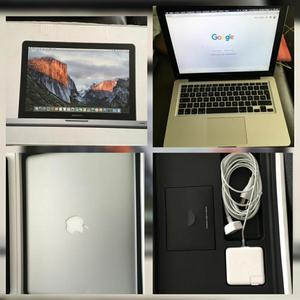 Macbook Pro 13.3/ A/core I5/8gb/500g