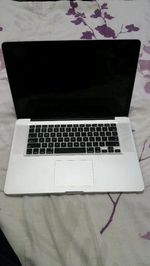 Macbook Pro 15 Core I7 8gb Ram Ssd 256gb