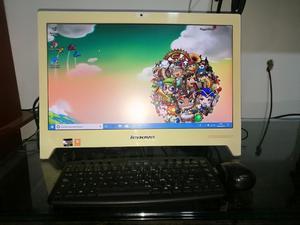Todo en Uno Lenovo 19 pulg, 4GB, 320 DD con HDMI