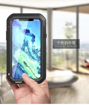 Estuche Love Mei Powerful Apple Iphone X Carcasa Antigolpes