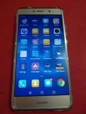 Huawei Y7 Dorado Perfecto 16gb 13mp
