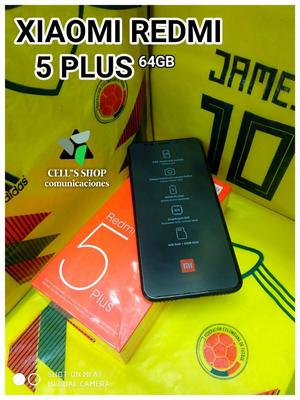 Xiaomi Redmi 5 Plus Y Redmi 5a
