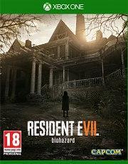 Juego resident evil 7 lanzamiento para xbox one.!!