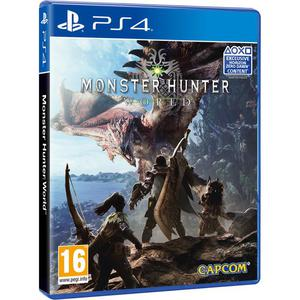 Monster Hunter Para Ps4