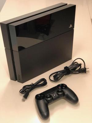 Ps4 Playstation 4 Incluye 1 Control Remoto