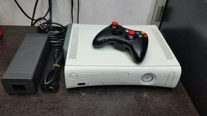 Xbox 360 Jasper Lt3, 5 Juegos, 1 Mando.