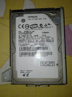 Disco Duro para Ps3 de 160gb