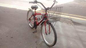 Bicicleta todo terreno marca Hissan