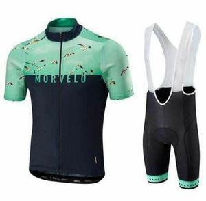 Uniforme de ciclismo Morvelo