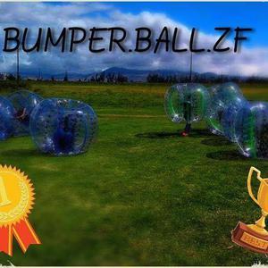 Venta de esferas choconas Bumper ball, gran oportunidad de
