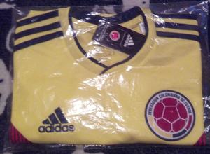 Camiseta de la selección Colombia original talla M.