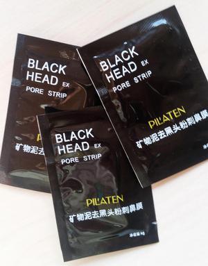 Promoción sobres mascarilla puntos negros PILATEN