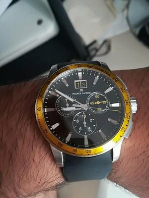 vencambio reloj maurice lacroix original suizo