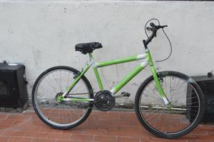 Bicicleta todo terreno marco 26 rines de aluminio
