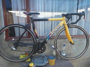 Vendo Cambio Cicla de Ruta en Aluminio