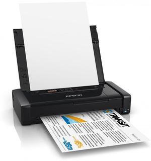 Impresora Epson Portátil WF100