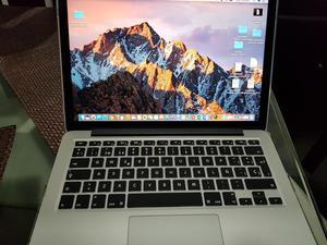 Macbook Pro Retina  SSD 128 Gb 183 Ciclos Como Nuevo