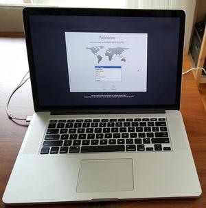 Nuevo Apple Macbook pro 15 en venta