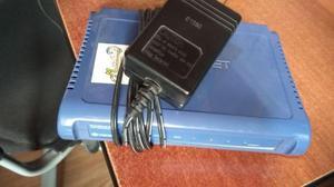 Router De banda ancha Trendnet Tw100 s4w1ca 4 Puertos