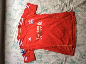 Camiseta Original del Liverpool FC