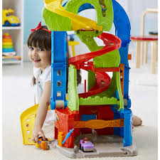 Pista Fisher price Little People Sit N Stand Skyway