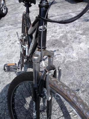 Vendo Bicicleta con Doble Suspensión