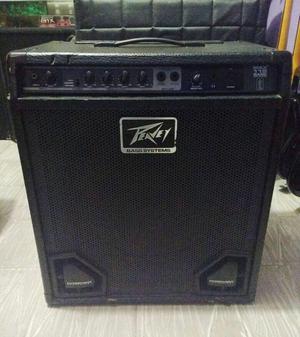 Amplificador De Bajo Peavey Max 115 Bass Combo Usado