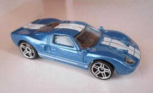 HotWheels Hot Wheels Ford GT40 Rapido y Furioso de