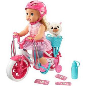 LITTLE MOMMY PASEO EN BICI ORIGINAL