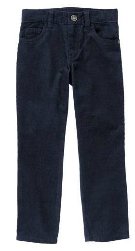 Pantalon niño en pana Talla 7