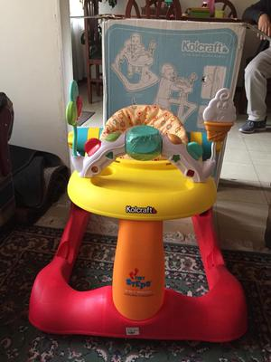 Vendo Caminador para Bebe Kolcraft