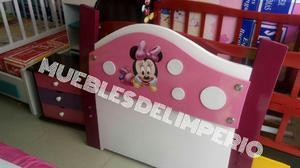 Cama Infantil de 100 x 1.90 personalizada a su gusto