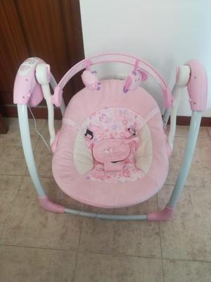 Columpio para bebe marca Bebesit