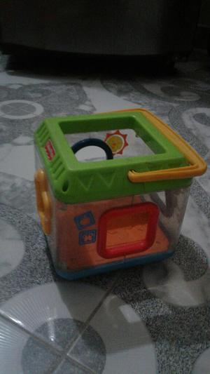 Cubo Dodactico Fisher Price